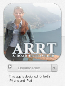 A Road Retraveled Travel App