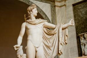 Apollo of Belvedere, Vatican Museums