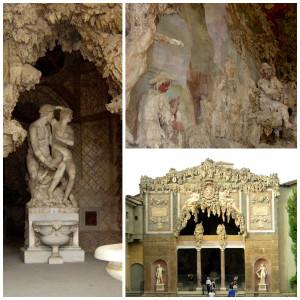 Grotta di Buontalenti Boboli Gardens, Springtime in Florence