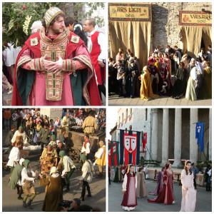 Calendimaggio Spring Festival Assisi