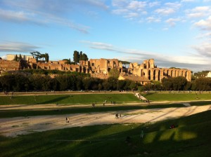 Beyond the Colosseum, Circus Maximus