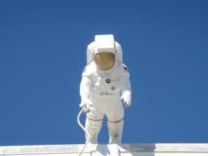 STS-133 #NASATweetUp NASA Astronaut Ron Garan
