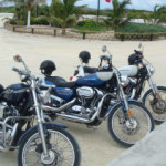 Harley Davidson Safari in Cozumel, Mexico