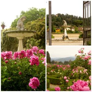 Giardino del Cavaliere Boboli Gardens, Florence