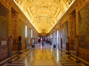 Gallery of Maps, Vatican Museums