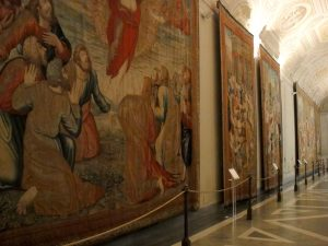 Gallery of the Tapestries, Vatican Museums