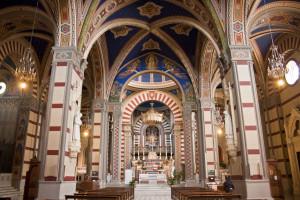 Santa Margherita church Cortona