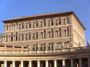 Apostolic Palace, Vatican