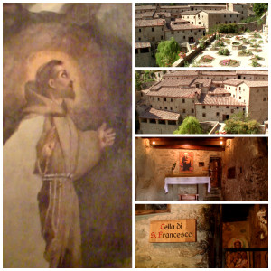 Le Celle Saint Francis Hermitage in Cortona