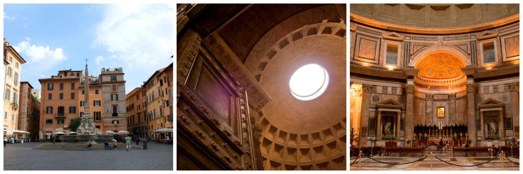 Pantheon and Piazza della Rotonda