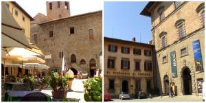 Piazza Signorelli Cortona