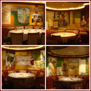 Crown Princess Restaurants