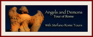 Angels and Demons Tour with Stefano Rome Tours