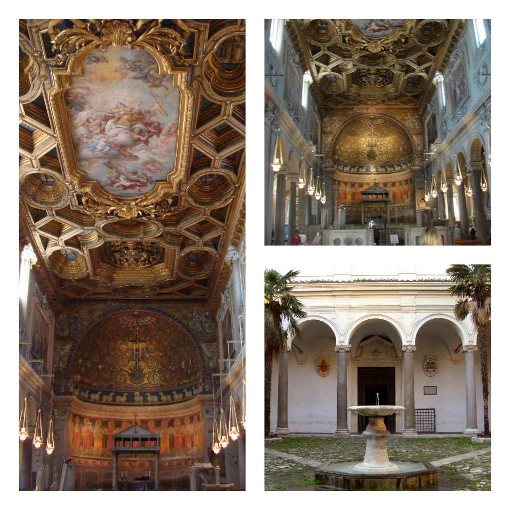 Beyond the Colosseum, Basilica of San Clemente