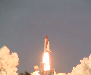 STS-131 DISCOVERY's final launch