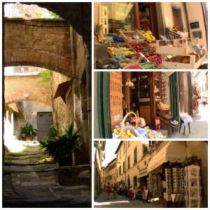 CORTONA Via Nazionale