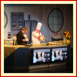 Princess Cruisers Cooking Class