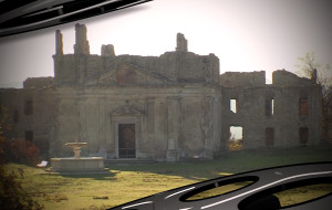 Ghost Town of Monterano