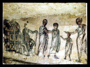 Tarquinia Necropolis Tomb Art