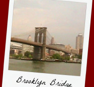 Brooklyn Bridge and Pier 17