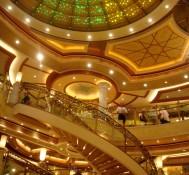 Crown Princess: The Floating Resort