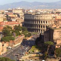 Beyond the Colosseum