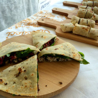 How to make Piadina - Romagna style - aroadretraveled.com ...