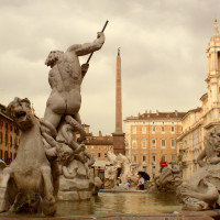 Piazza Navona and Beyond