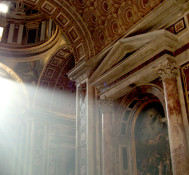 Angels and Demons Tour AIR – St Peter Basilica (Part 2)