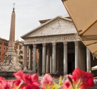The Pantheon and its Neighborhood